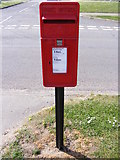 TM2956 : Broadway Postbox by Adrian Cable
