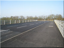 SU6252 : The rebuilt Brunel Road bridge by Given Up
