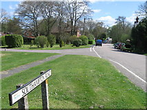 SU2913 : Southampton Road, Cadnam by Alex McGregor
