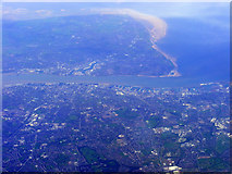 SJ4093 : Liverpool from the air by Thomas Nugent