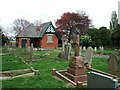 TL2096 : Stanground Cemetery, Peterborough by Richard Humphrey