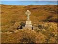 G7247 : Sligo: Cross On Benwiskin by Michael Murtagh
