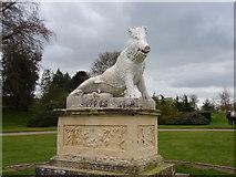 SE7170 : Sculpture in the Boar Garden by pam fray