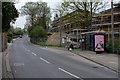 SE3009 : Bus Stop, Churchfield Lane by Mark Anderson