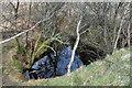 NS0045 : Sannox Barytes Mines by Ashley Dace