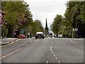 SJ8892 : Wellington Road North (A6) by David Dixon