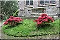 SW6430 : Bickford Smith family memorial by Elizabeth Scott