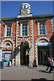 SK7519 : The Corn Exchange, Melton Mowbray by Kate Jewell