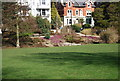 TQ8110 : Rockery, Alexandra Park by N Chadwick
