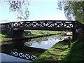 SO9893 : Tame Valley Canal - Jones Bridge by John M