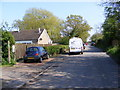 TM3264 : The Street, Cransford by Adrian Cable