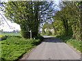 TM3362 : Low Road & the footpath to Simpers Drift by Adrian Cable