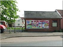 TM1763 : Save Our Library by Keith Evans