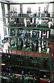 TQ1170 : Kempton Park Pumping station - No. 6 pumping engine by Chris Allen