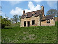 SO6899 : Deserted cottage at Darley by Richard Law