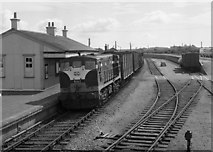 S9909 : Freight train at Bridgetown by The Carlisle Kid