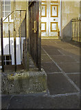 ST7465 : Benchmark at No2, Royal Crescent by Neil Owen