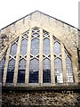NZ4059 : Great West Window of St Andrew's Roker by Stanley Howe