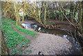 TQ2395 : Meander, Dollis Brook by N Chadwick