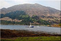 NG9422 : Sgurr an Airgid by Glen Breaden