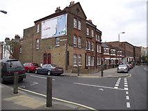 TQ2475 : Death of a corner shop by Anthony Vosper