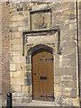 NZ2464 : Ancient doorway at Blackfriars, Friars Street, NE1 by Mike Quinn