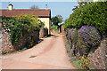 ST0006 : Cullompton: Russel Lane by Martin Bodman