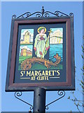 TR3544 : St Margaret's-at-Cliffe by Colin Smith