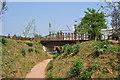 TL1898 : Former Aqueduct by Ashley Dace