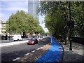 TQ3078 : Barclays Cycle Superhighway, Millbank by PAUL FARMER