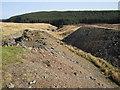SN8393 : Cyfartha lead mine by Rudi Winter