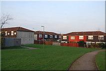 TQ2495 : Houses, Meadow Close by N Chadwick