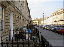 ST7565 : Great Pulteney Street, Bath by Neil Owen