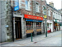 NN1073 : Volunteer Arms, High Street, Fort William by Dave Fergusson