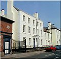 SO5112 : The Grange, St James Street, Monmouth by Jaggery