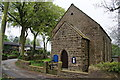 SD6523 : Tockholes United Reformed Church by Bill Boaden