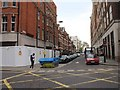 TQ2880 : Junction of Park Street and North Row, Mayfair by David P Howard