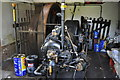 TF6001 : Denver Mill - Blackstone Engine by Ashley Dace