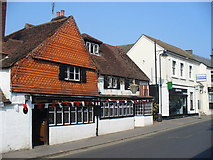 TQ1649 : The Kings Arms by Colin Smith