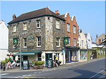 TQ1649 : The Star, Dorking by Colin Smith