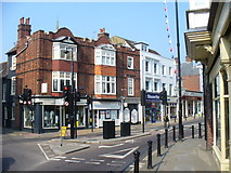 TQ1649 : The West End, Dorking by Colin Smith