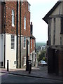 TQ4109 : Keere Street, Lewes by Malc McDonald
