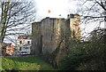 TQ5846 : Tonbridge Castle Gatehouse by N Chadwick