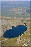 SH7013 : Llyn y Gadair by Hugh Chevallier