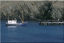 HZ2272 : Good Shepherd III, Fair Isle by Mike Pennington