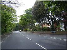 SD2806 : Kirklake Road at Kirklake Bank by Colin Pyle