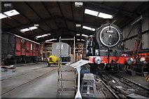 TL8928 : East Anglian Railway Museum - Workshops by Ashley Dace