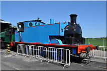 TL8928 : 0-6-0 Side Tank - Number 54 by Ashley Dace