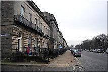 NT2674 : Royal Terrace, Carlton Terrace Lane by N Chadwick