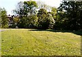 SJ9594 : Mown Grass at Swains Valley by Gerald England